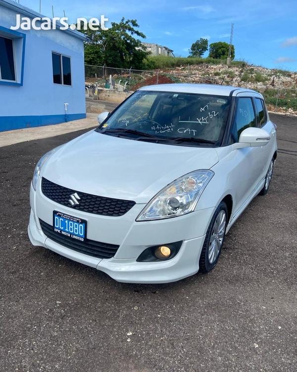 Suzuki Swift 1,3L 2012-4