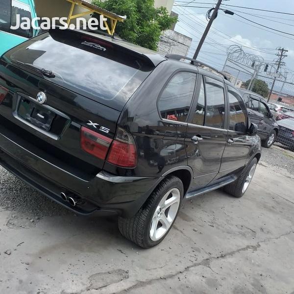 BMW X5 3,0L 2002-4