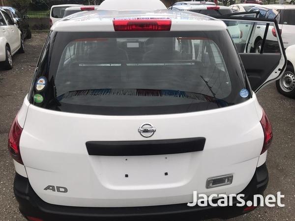 Nissan AD Wagon 1,4L 2014-10