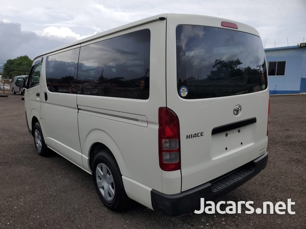 Toyota Hiace 3,0L 2016-2