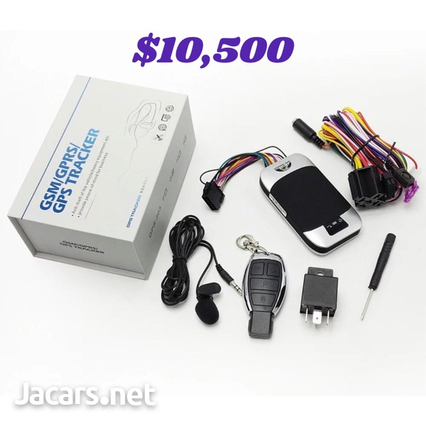 GSM/GPRS/GPS VEHICLE TRACKER-1