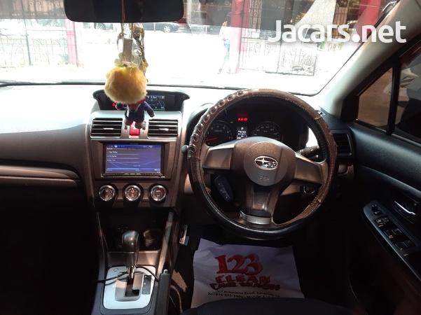 Subaru Impreza 1,6L 2012-7