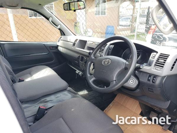 2011 Toyota Hiace GL Bus-2