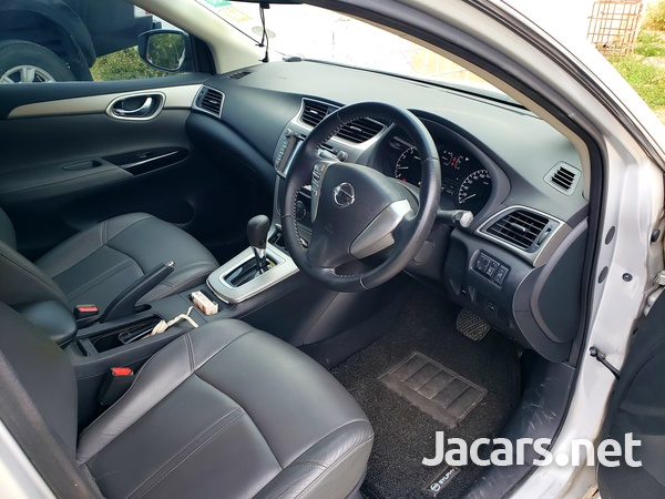 Nissan Sylphy 1,6L 2014-5