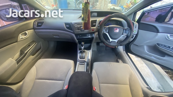 Honda Civic 1,5L 2012-4