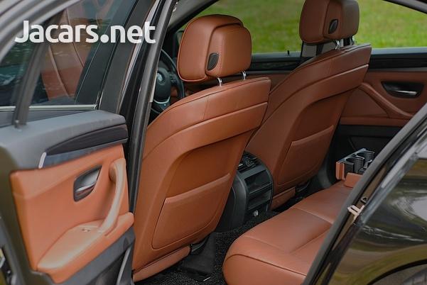 BMW 5-Series 2,0L 2012-13