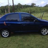 Toyota Yaris 1,2L 2001