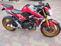 2015 suzuki gsx 750s Bike