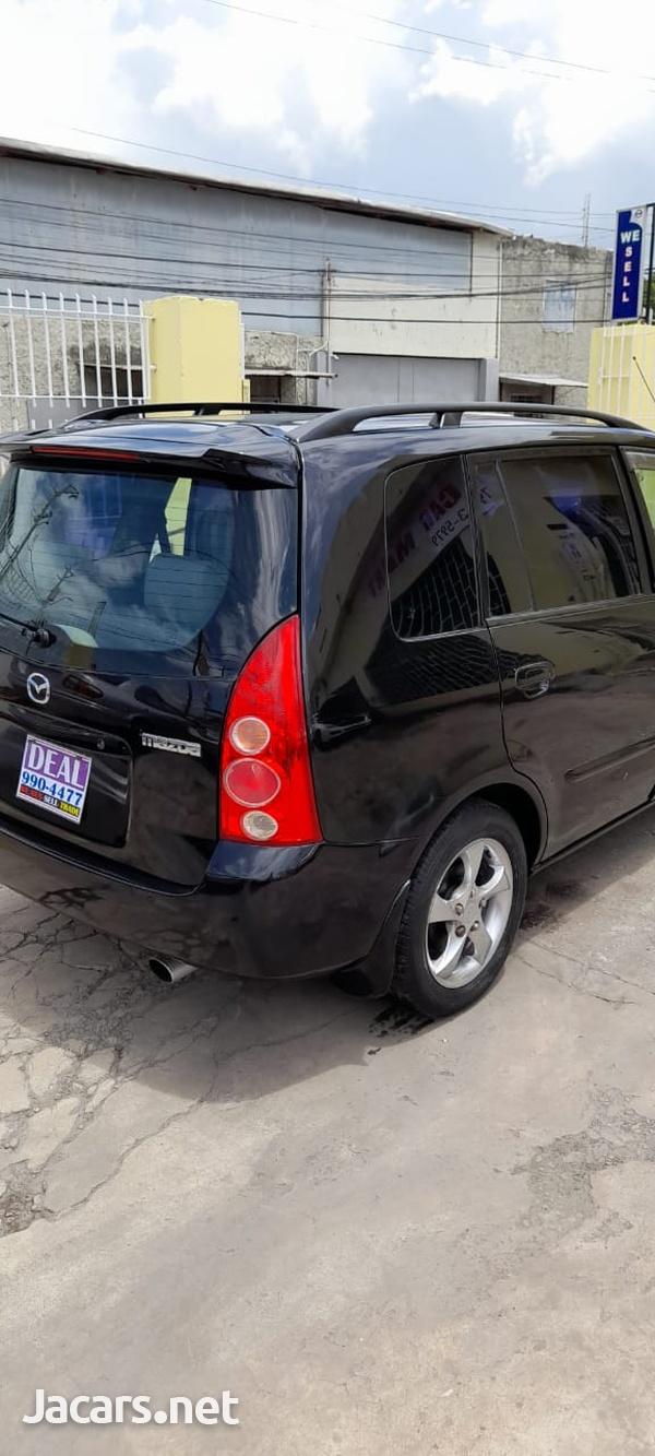 Mazda Premacy 1,8L 2002-9