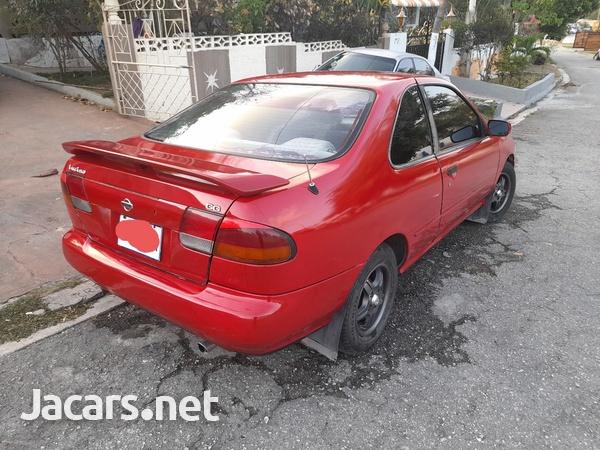 Nissan Sentra 1,5L 1995-4