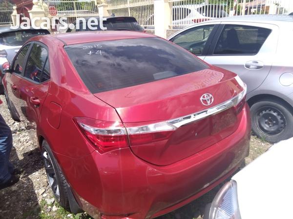 Toyota Corolla 1,8L 2015-2