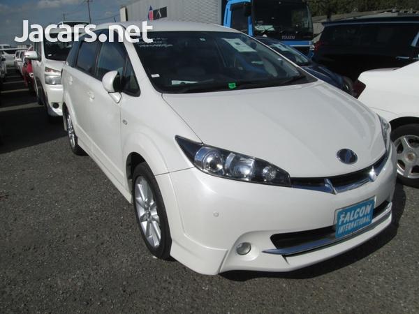 Toyota Wish 1,5L 2010-1