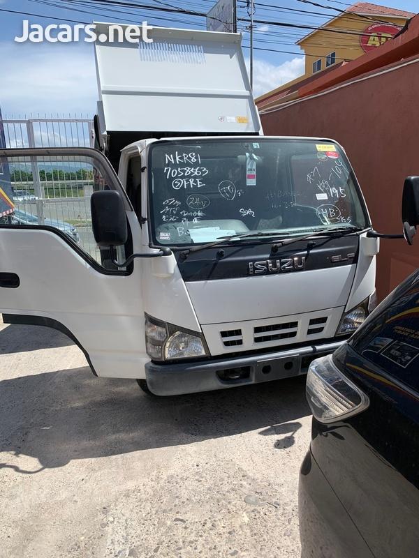 2006 Isuzu Dump Truck-3