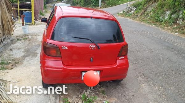 Toyota Vitz 1,1L 2002-5