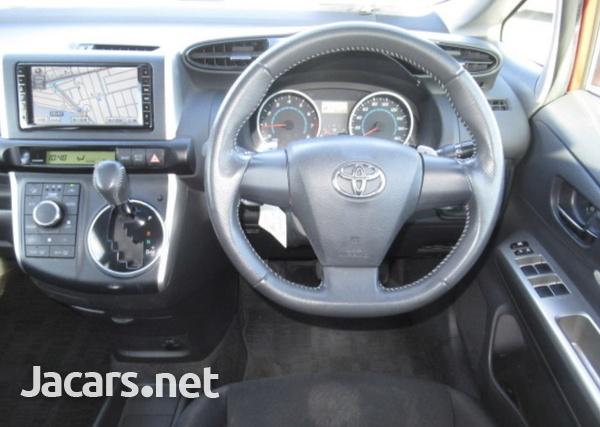 Toyota Wish Sport 1,8L 2010-5