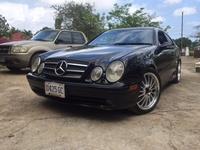 Mercedes-Benz CLK-Class 5,4L 2002