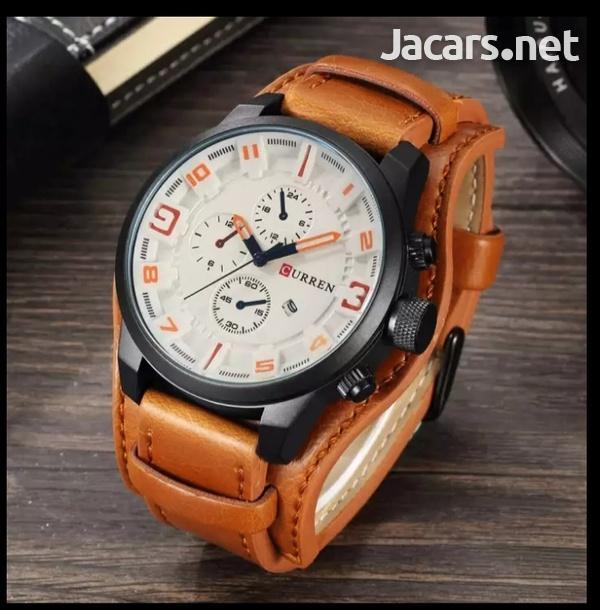 Curren Military Watch - Fashion Tachometer-6
