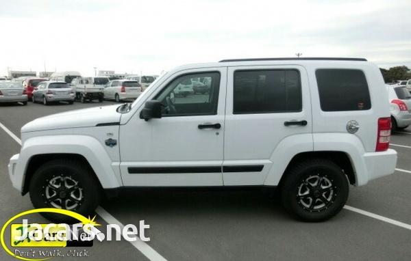 Jeep Cherokee 3,5L 2012-5