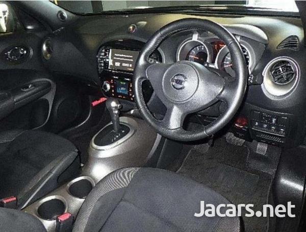 Nissan Juke 1,4L 2016-2
