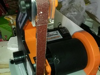 combination sander