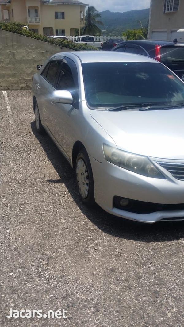 Toyota Allion 1,5L 2011-4