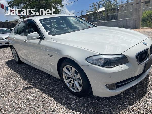 BMW 5-Series 2,0L 2012-3