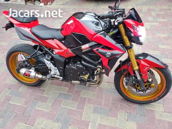 2015 suzuki gsx 750s Bike-1