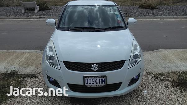 Suzuki Swift 1,3L 2012-1