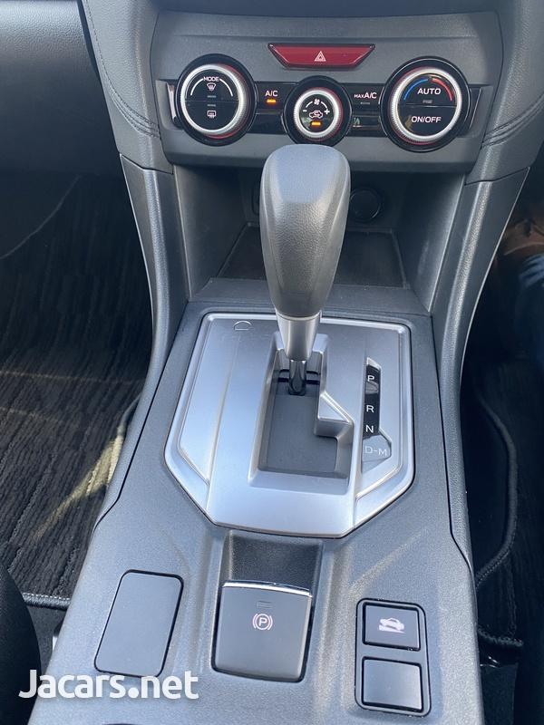 Subaru G4 2,0L 2017-12