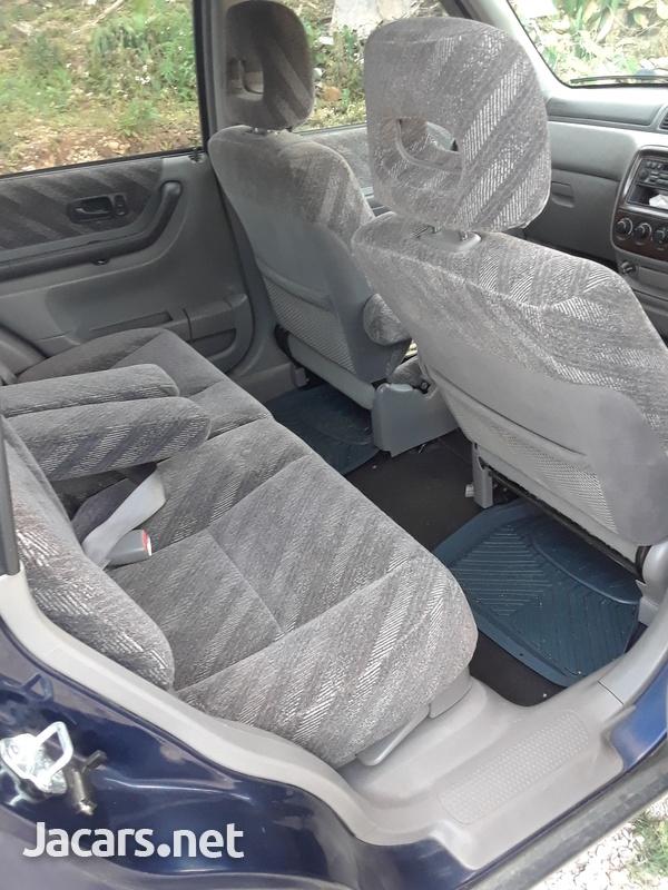 Honda CR-V 4,5L 2001-3