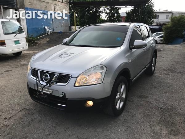 Nissan Dualis 2,0L 2012-2