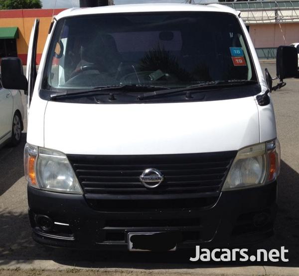 Nissan Caravan 1,1L 2009-3
