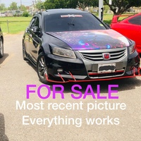 Honda Accord 3,5L 2012