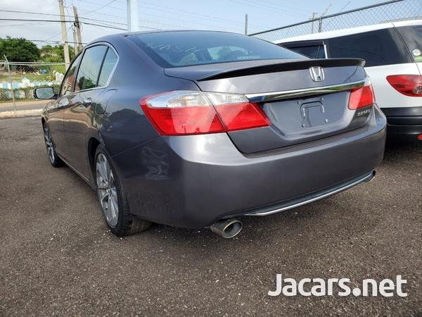 Honda Accord 2,4L 2015-2