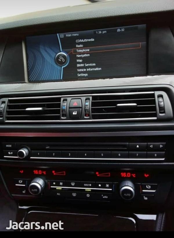 BMW 5-Series 2,9L 2012-15
