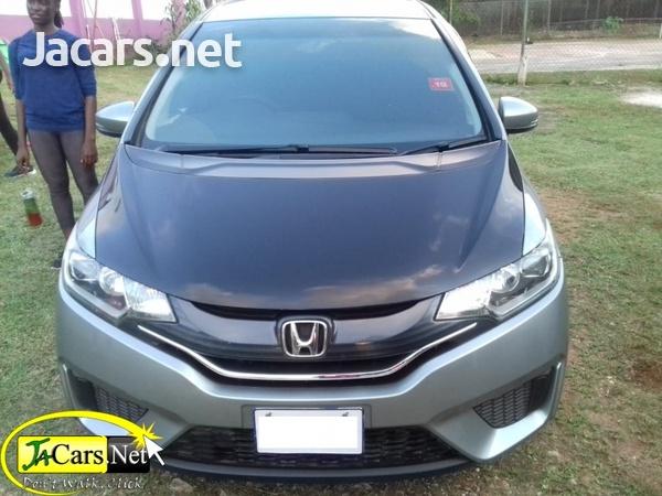 Honda Fit 2014-1