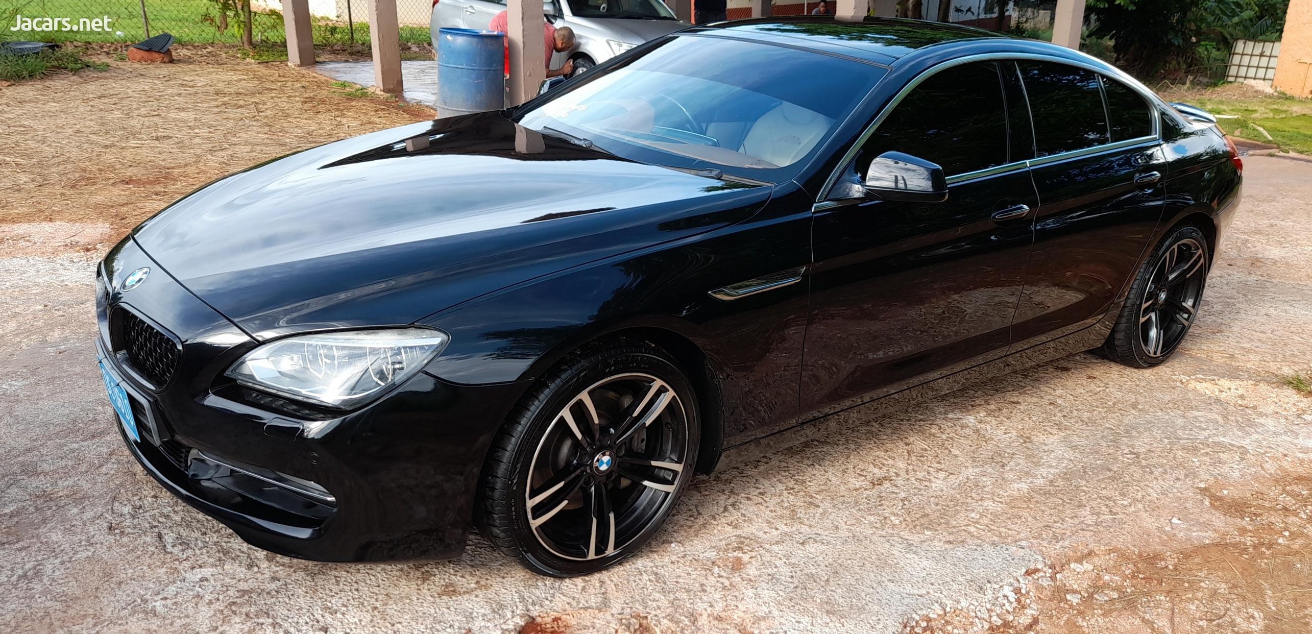BMW 6-Series 3,0L 2012-1
