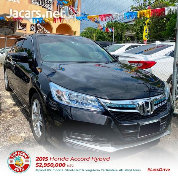 Honda Accord 2,0L 2015-9