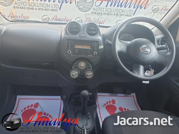Nissan Latio 1,2L 2014-8