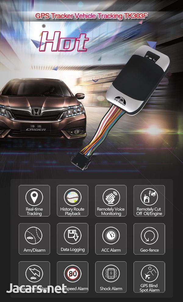 GSM/GPRS/GPS VEHICLE TRACKER-7