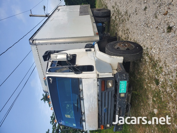 1996 Ford Cargo Truck-2