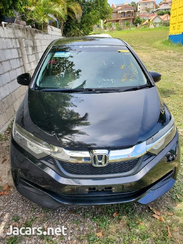 Honda Fit Shuttle 1,5L 2016-1
