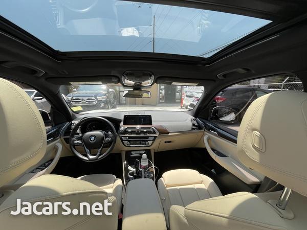 BMW X3 2,0L 2020-7