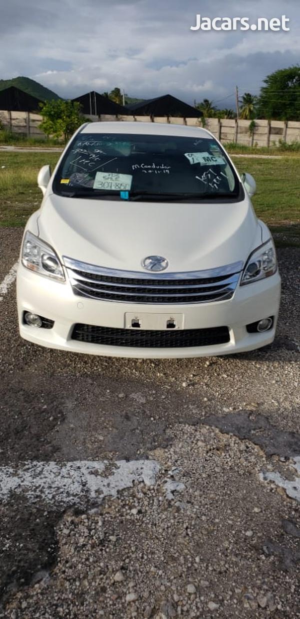 Toyota Mark X 1,8L 2010-4