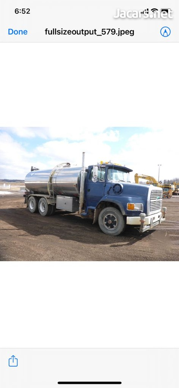 1997 Ford Water Truck-3