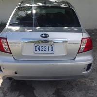 Subaru Impreza 1,6L 2011