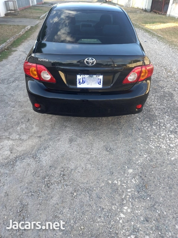 Toyota Corolla 1,5L 2009-7