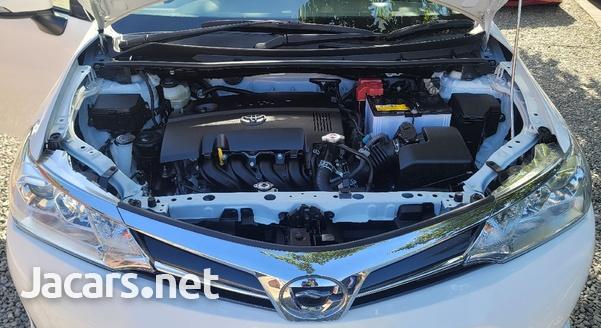 Toyota Axio 1,5L 2018-8