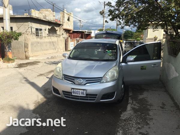Nissan Note 1,5L 2012-5
