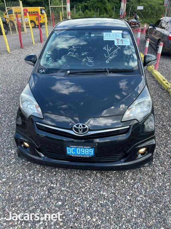 Toyota Ractis 1,5L 2012-2